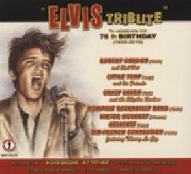 Elvis Tribute - 75th Birthday Live