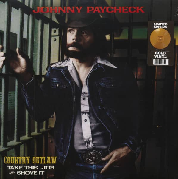 Country Outlaw - Take This Job And Shove It (LP, Colored Vinyl, Ltd.)