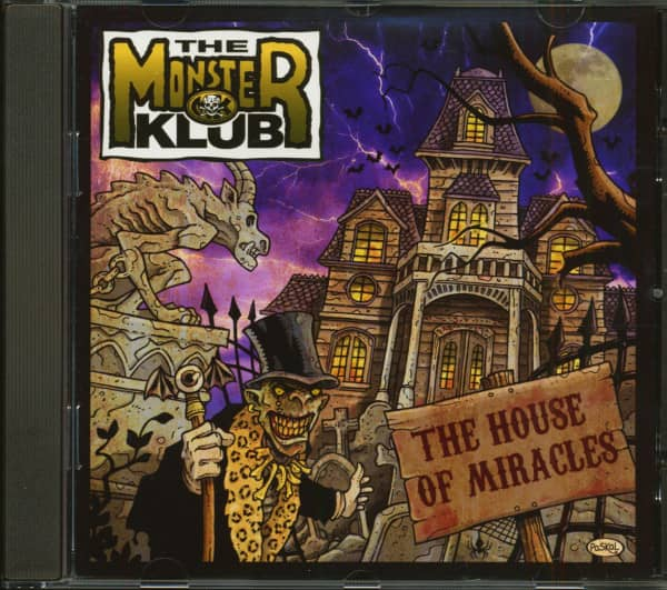 The House Of Miracles (CD)