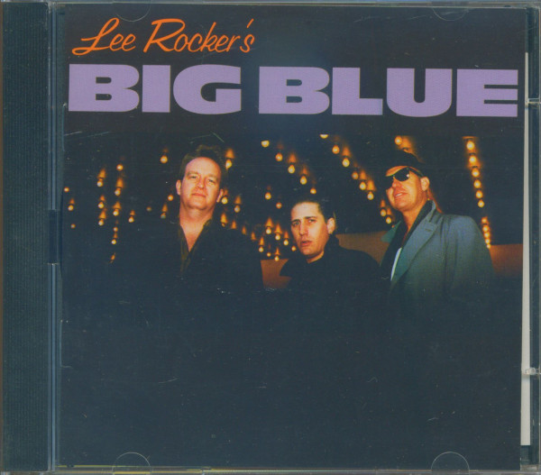 Lee Rocker's Big Blue (CD)