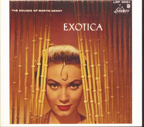Exotica...The Exciting Sounds Of Martin Denny (CD)