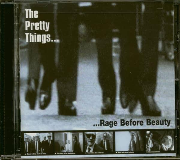 Rage Before Beauty (CD)