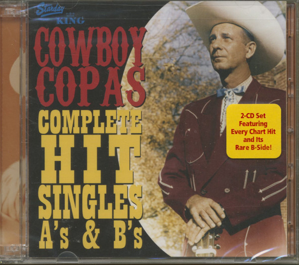 Complete Singles A's & B's (2-CD)