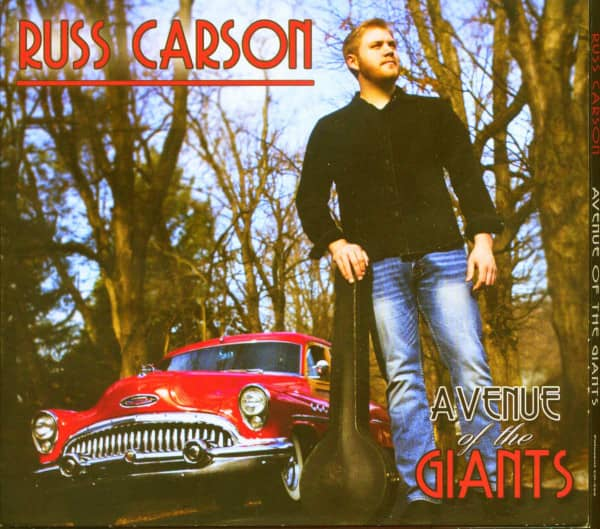 Avenue Of The Giants (CD)