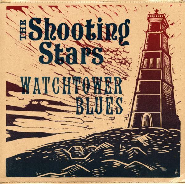 Watchtower Blues (10inch Custom EP) green wax