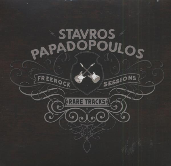 Freerock Sessions - Rare Tracks (CD)