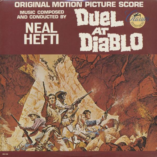Duel At Diablo - Soundtrack (LP)