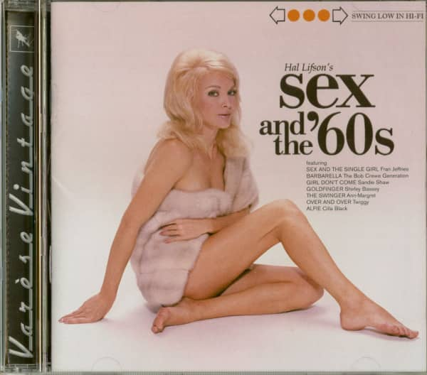 Sex And The '60s (CD)