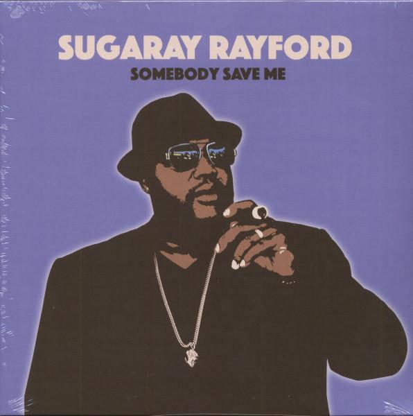 Somebody Save Me (LP)