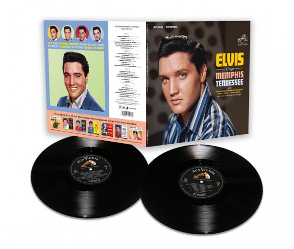 Elvis Sings Memphis Tennessee (2-LP, 180g Vinyl, Ltd.)