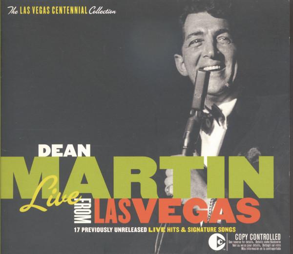 Live From Las Vegas - The Las Vegas Centennial Collection (CD)
