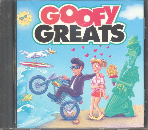 Goofy Greats (CD)