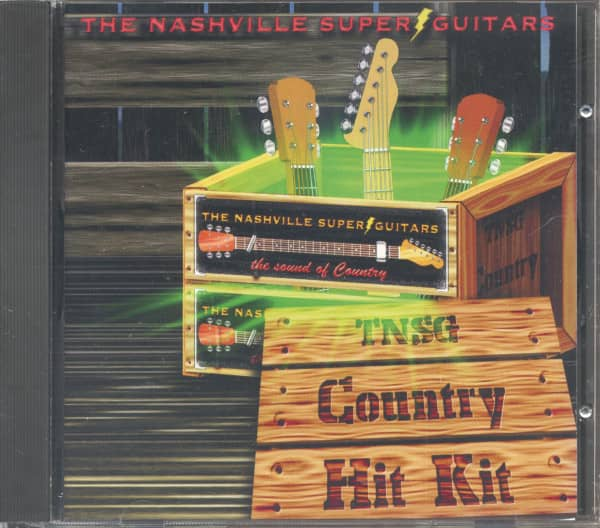 Country Hit Kick (CD)