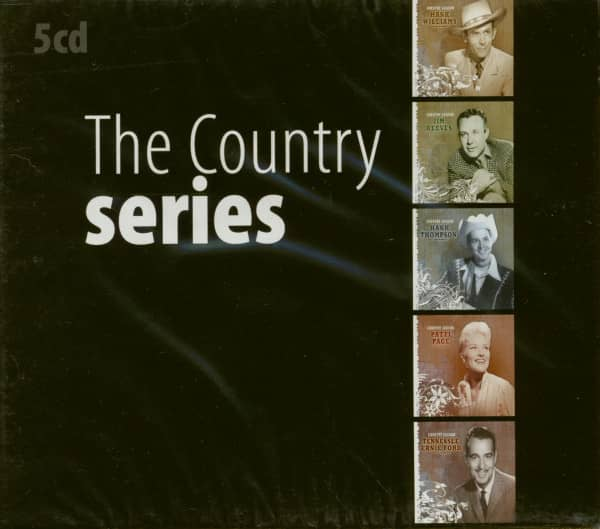 The Country Series (5-CD)