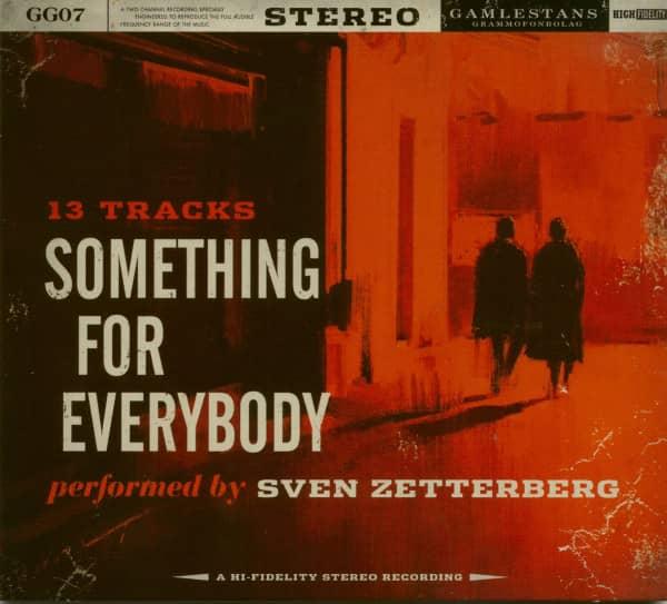 Something For Everybody (CD)