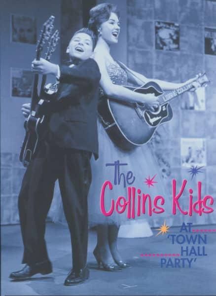 The Collins Kids At Town Hall Party (DVD)
