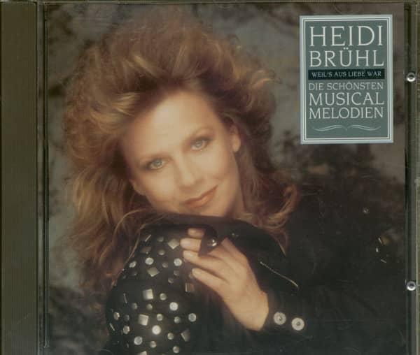 Weil's aus Liebe war - Die schönsten Musical Melodien (CD)