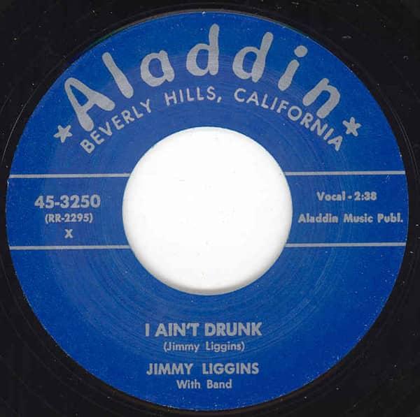 I Ain't Drunk - Talking That Talk 7inch, 45rpm