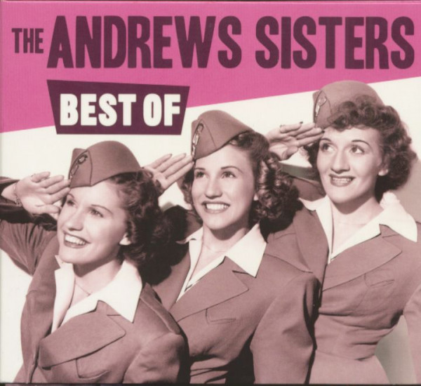The Andrews Sisters' Best Of (5-CD)