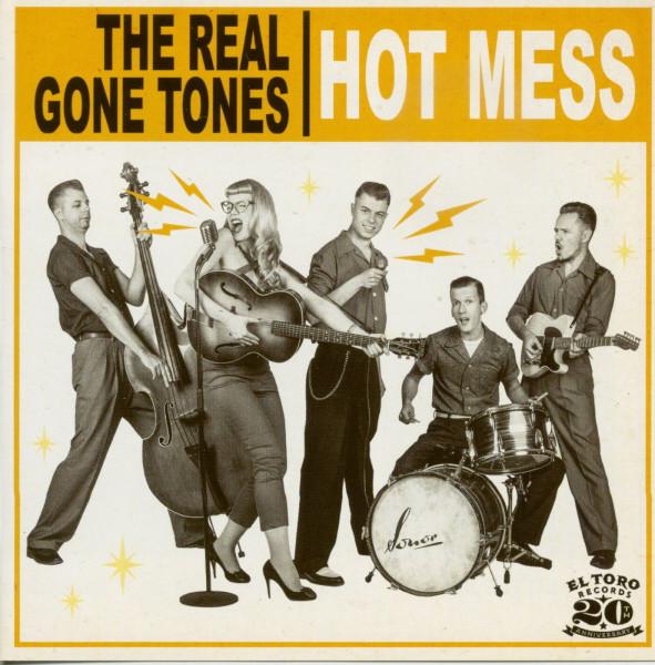 Hot Mess (CD)