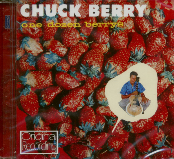 One Dozen Berrys (CD)