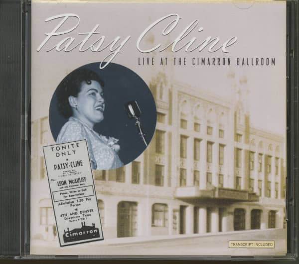 Live At Cimarron Ballroom (CD)