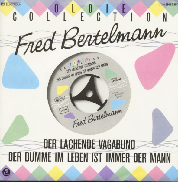 Oldie Collection - Der lachende Vagabund (7inch, 45rpm, PS)