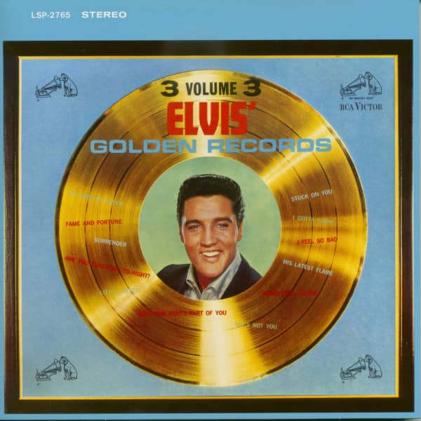 Golden Records Vol.3...plus (2-CD) 7inch Deluxe Edition