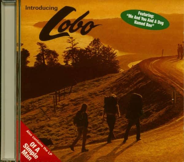 Introducing Lobo - Of A Simple Man (CD)