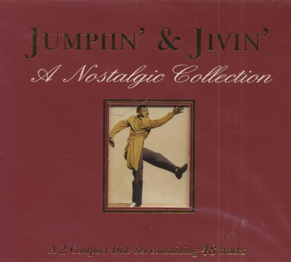 Jumpin' &ampamp; Jivin' - A Nastalgic Collection (2-CD)