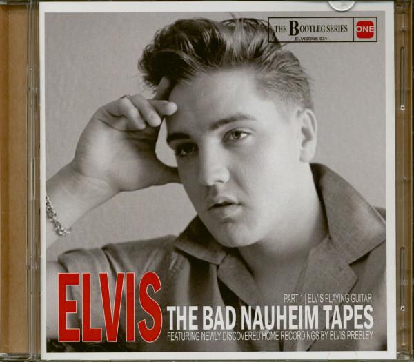 The Bad Nauheim Tapes (2-CD)