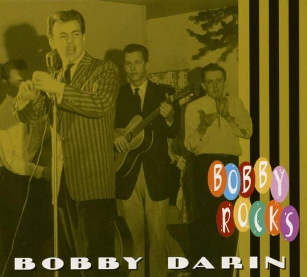 Bobby Darin - Bobby Rocks