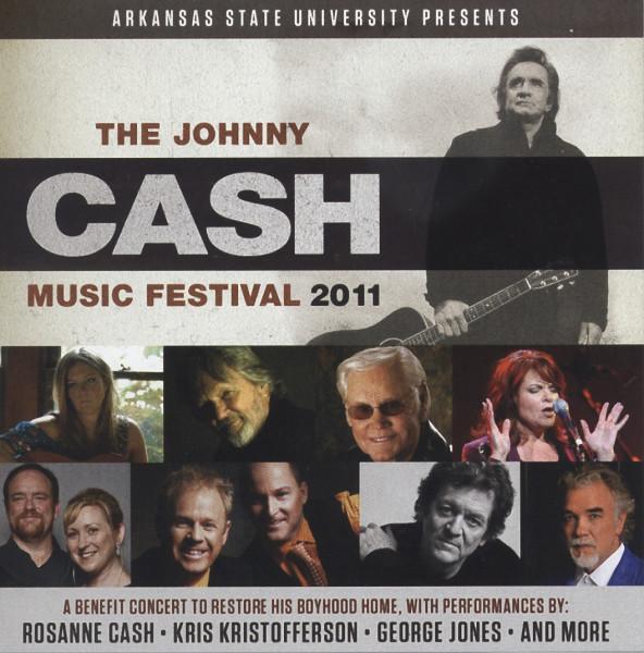 Johnny Cash Music Festival 2011
