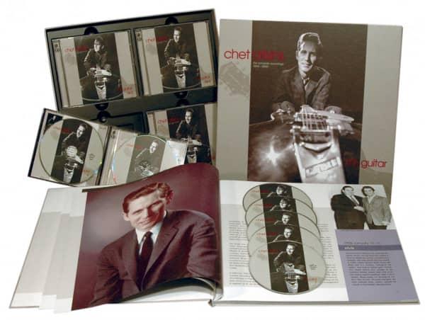 Mr. Guitar 1955-1960 (7-CD Deluxe Box Set)