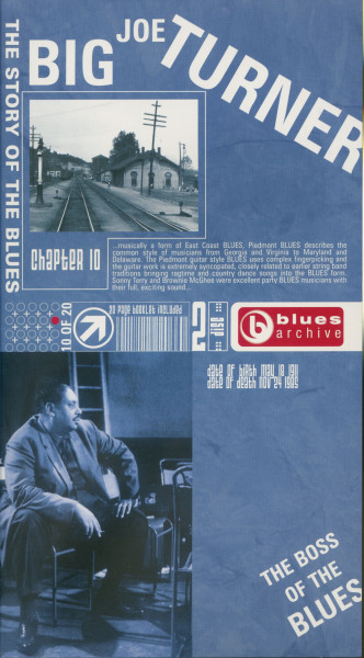 Story of the Blues (2-CD)