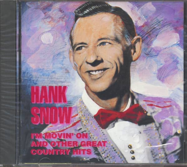 I'm Movin' On And Other Great Country Hits (CD)