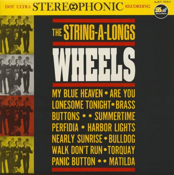 Wheels (LP)