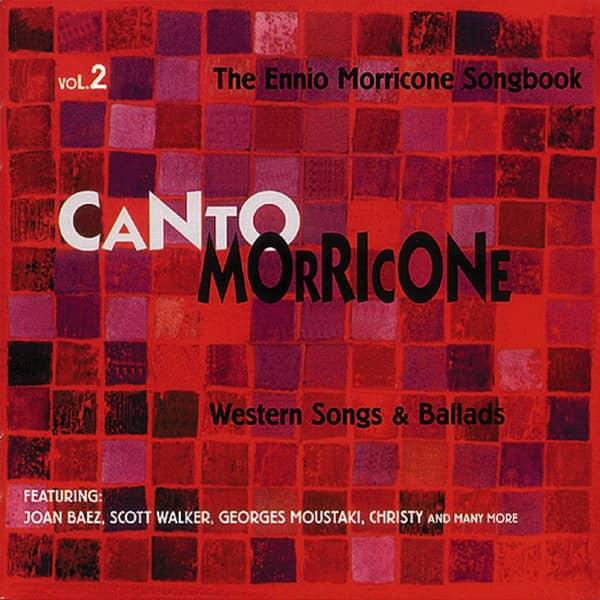Vol. 2, Western Songs & Ballads - The Ennio Morricone Songbook