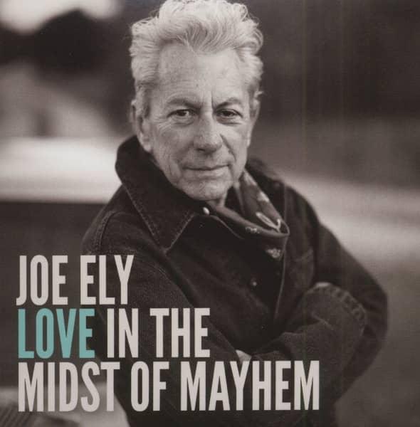 Love In The Midst Of Mayhem (CD)