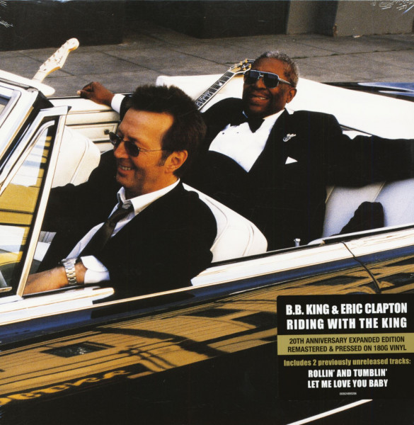 Riding With The King (2-LP)