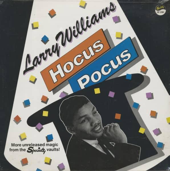 Hocus Pocus - More Unreleased Magic Vaults From Specialty (LP)