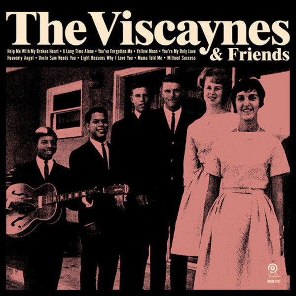 The Viscaynes & Friends (LP)