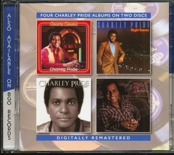 Country Classics-Night Games-Power Of Love-Back To The Country (2-CD)