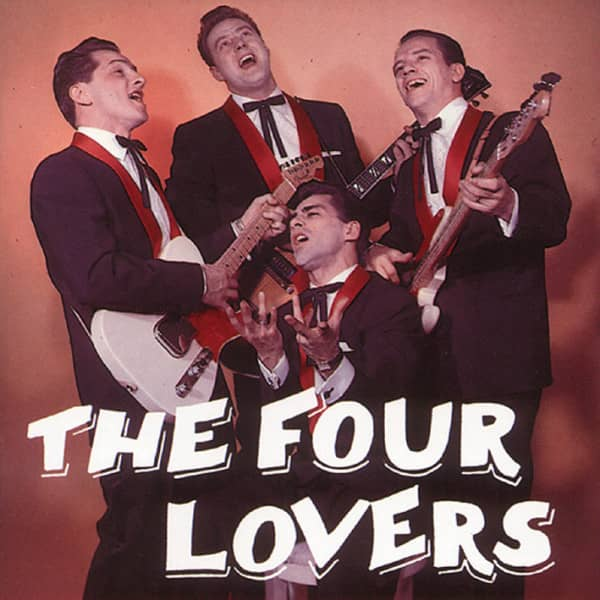 The Four Lovers 1956