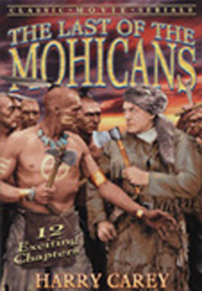 The Last Of The Mohicans (1932) 12 Episodes