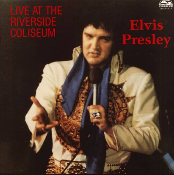 Live At The Riverside Coliseum (LP)