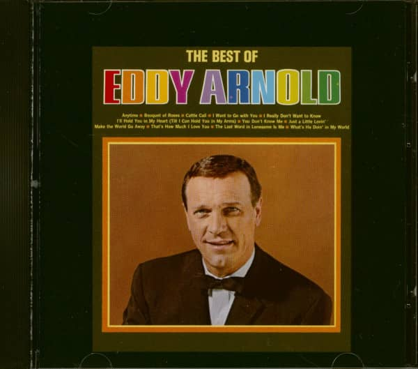 Best Of Eddy Arnold (CD)