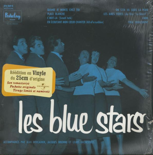Les Blue Stars (LP, 10inch)