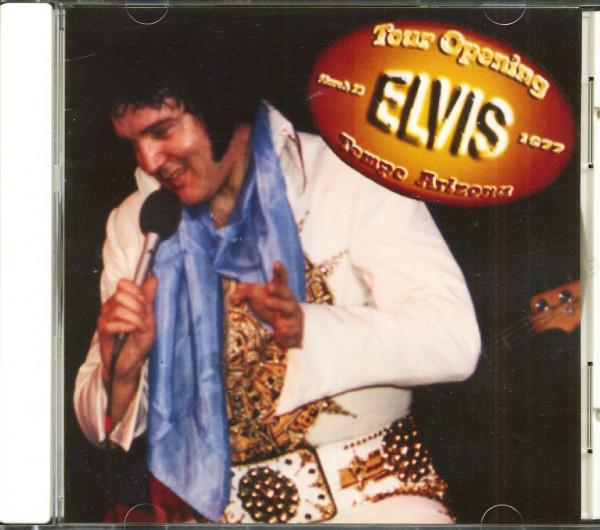 Tour Opening - Tempe, Arizona - March 23, 1977 (CD)