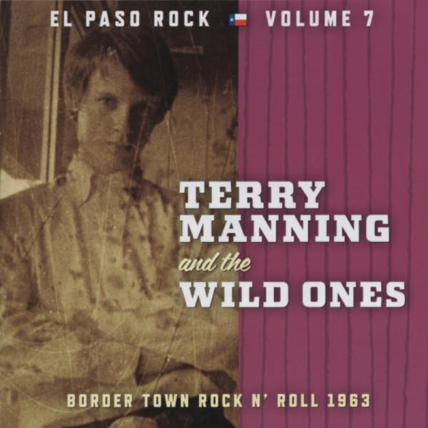Vol.7, El Paso Rock - Border Town R&R 1963